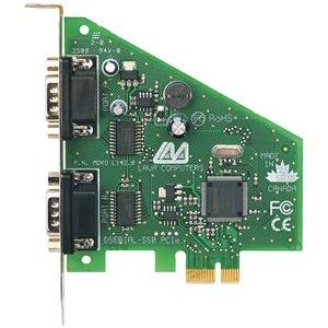 Lava Computer DSERIAL-PCIE 2-port PCI Express Serial Adapter