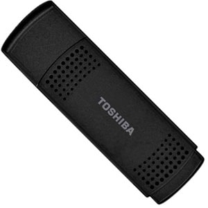 Toshiba WLM-10UB1 IEEE 802.11n - Wi-Fi Adapter