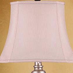 Vintage Leaf Motif Table Lamp