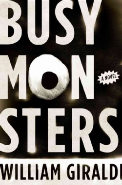 Busy Monsters (Hardcover)