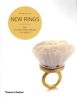 New Rings: 500+ Designs from Around the World (Paperback)