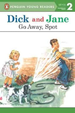 Go Away, Spot (Paperback)