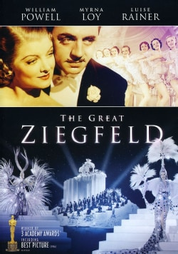 The Great Ziegfeld (DVD)