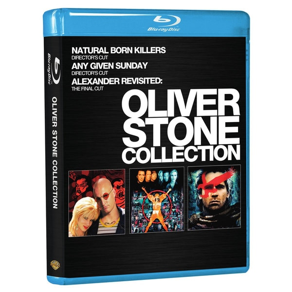 Oliver Stone Collection (Blu-ray Disc) 7256757