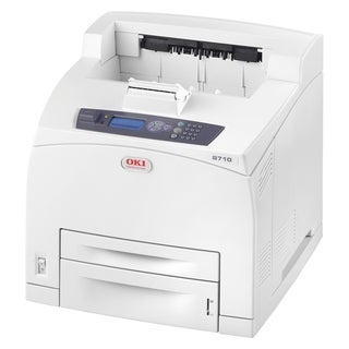 Oki B700 B710N LED Printer - Monochrome - 1200 x 1200 dpi Print - Pla