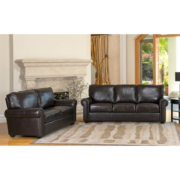 Top Grain Leather Sofa Sets 600 x 600