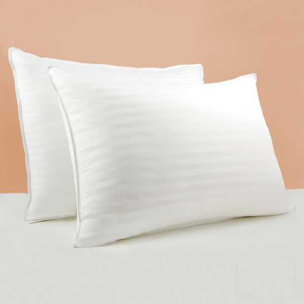 Sealy 'Won't Go Flat' 210 Thread Count Pillows (Set of 2)