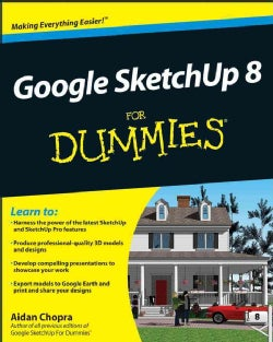 Google SketchUp 8 for Dummies (Paperback)