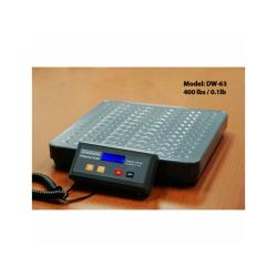 Digiweigh DW-63 Electronic Shipping Scale with 400-pound Capacity