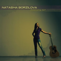 NATASHA BORZILOVA - BALANCING ACT
