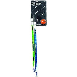 ABS NHL Street Hockey Starter Set with Two Sticks and Ball