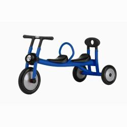 Italtrike Pilot '100' Blue 2-seat Tricycle