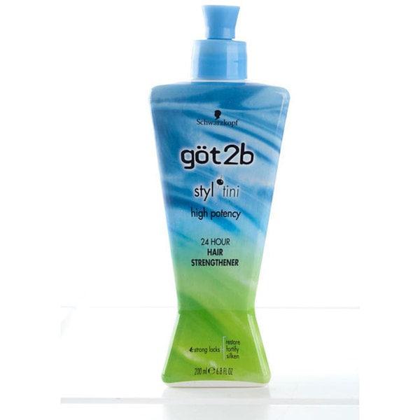 Got2B Styltini High Potency 24-hr 6.8-ounce Hair Strengthener (Pack of 4)