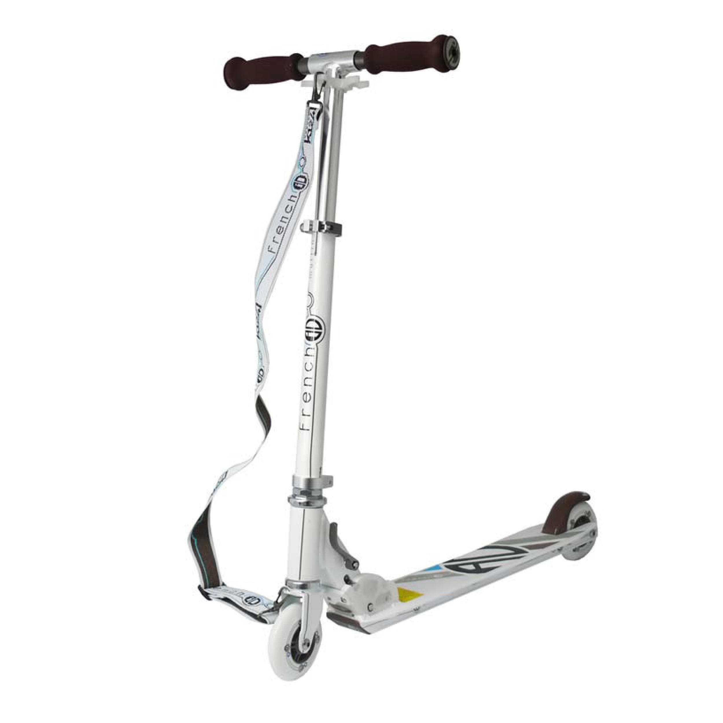 Chrome Mini Scooter