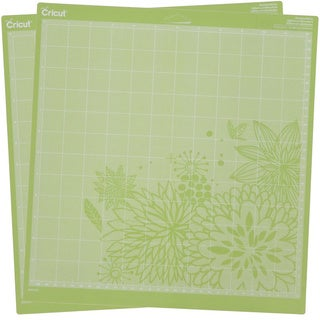Cgull 12x12 inch cricut imagine style cutting mats for Imagine crafts craft mat