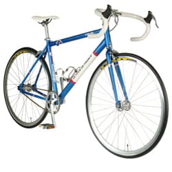 Tour De France Stage One Vintage Blue Bike