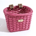 Nantucket Co. Child's Gull Collection Pink Bicycle Basket