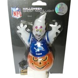 New England Patriots Halloween Ghost Night Light