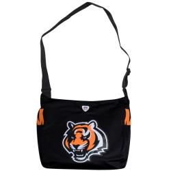 Little Earth Cincinnati Bengals MVP Jersey Tote Bag