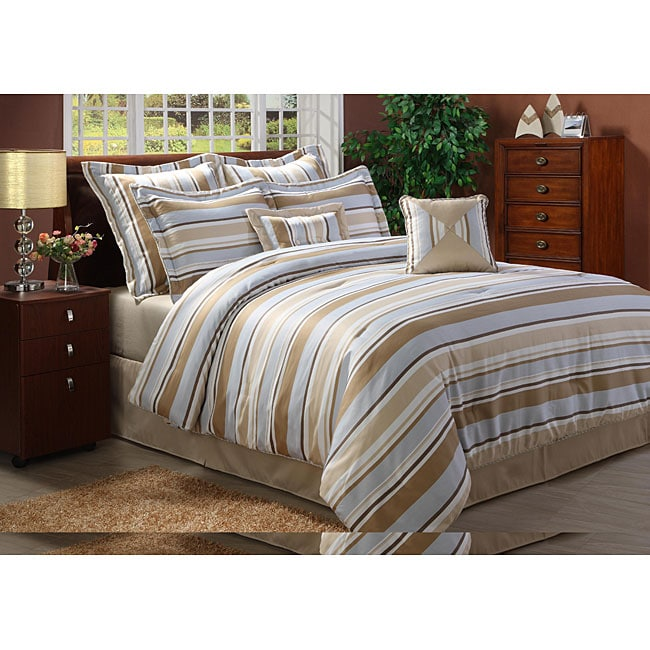 Moser 8-piece Comforter Set