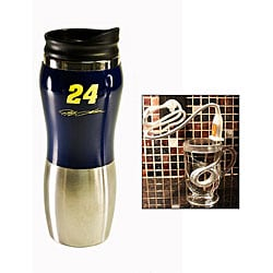 Nascar 24 Du Pont Motorsports 16-ounce Fusion Tumbler and Immersion Water Heater