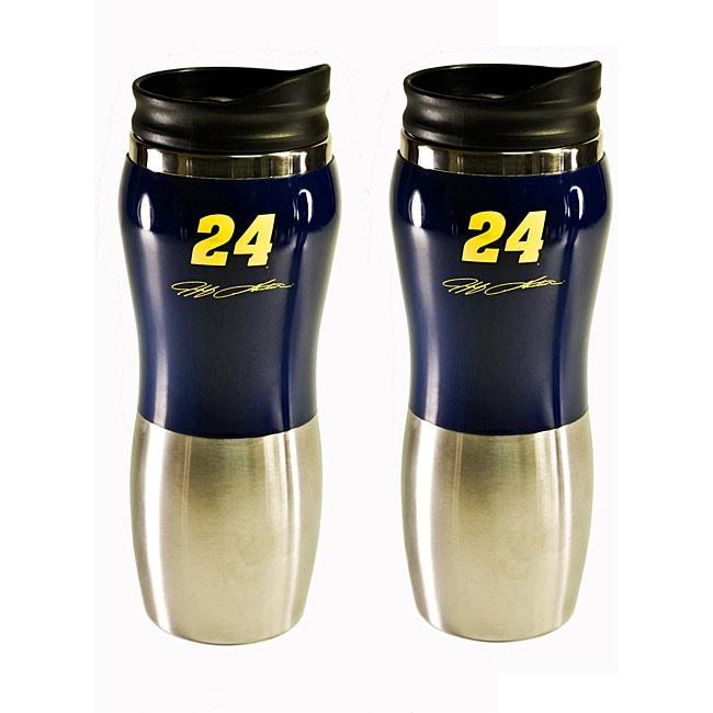 Nascar 24 Du Pont Motorsports 16-oz Fusion Tumbler - set of 2
