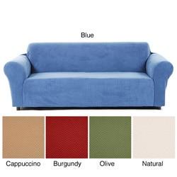 Snowball Stretch Sofa Slipcover