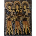 'Legong Dancer' Original Canvas Art (Indonesia)