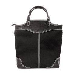 Icon Women's Black 15.4-inch Laptop Tote
