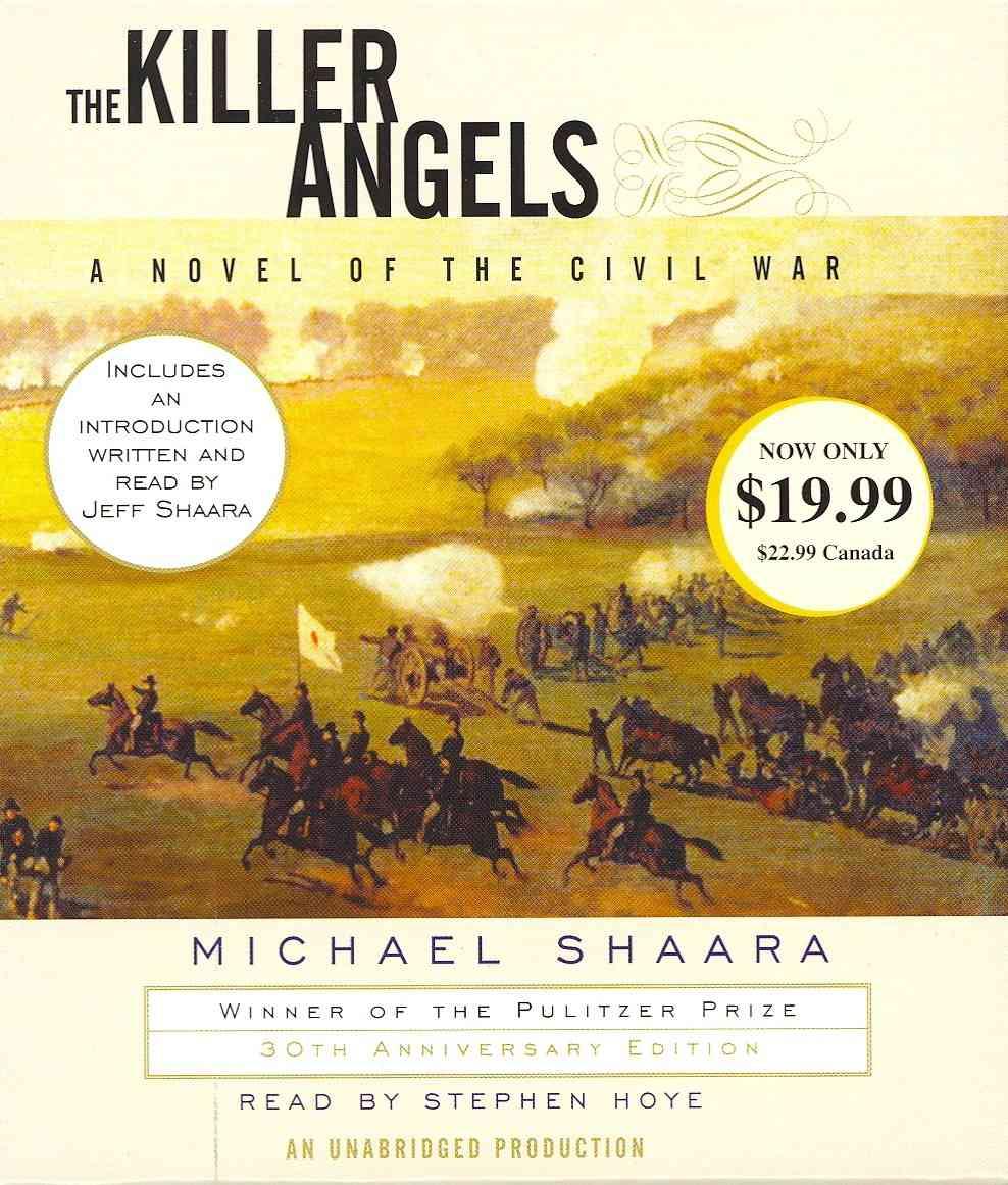 The Killer Angels (CD-Audio)