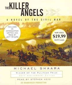 The Killer Angels (CD-Audio)
