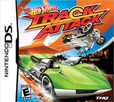 Nintendo DS - Hot Wheels: Track Attack