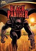 Marvel Knights: Black Panther (DVD)