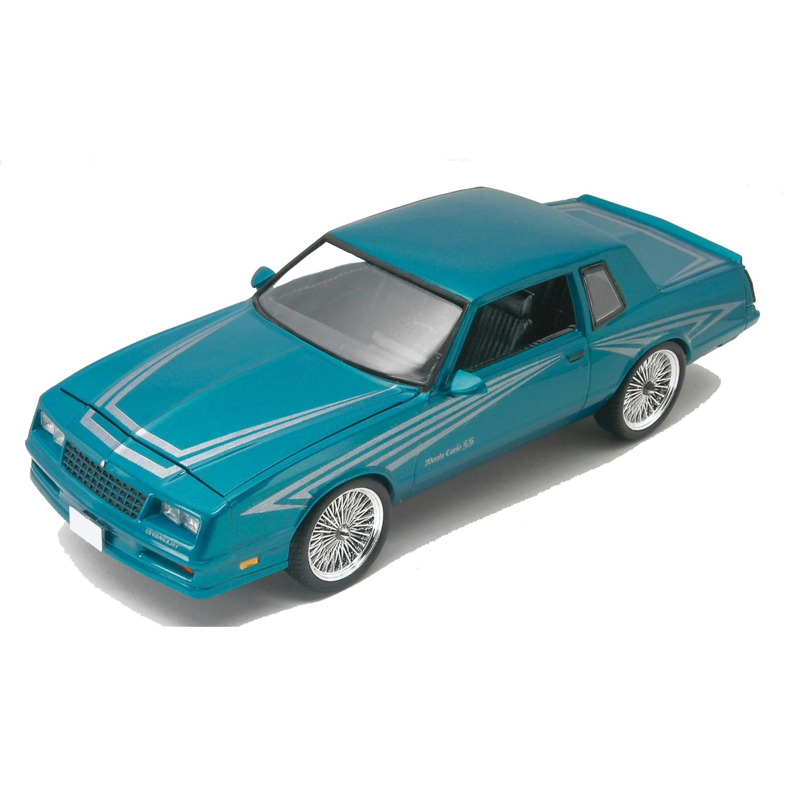 Revell 1:24 Scale 1986 Monte Carlo 2 Plastic Model Kit