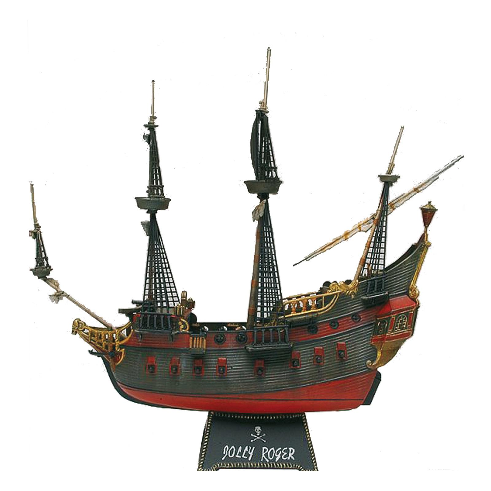 Revell 1:96 Scale Die Cast Caribbean Pirate Ship