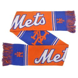 New York Mets Acrylic Scarf