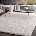 Alexa My Soft and Plush Multi Shag Rug (5&#39;3 x 7&#39;6)
