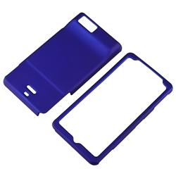 BasAcc Dark Blue 3-piece Combo Kit for Motorola MB810 Droid X