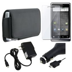 4-piece Combo Kit for Motorola A955 Droid 2