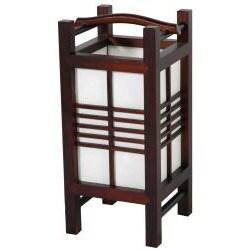 14-inch Shoji Paper Akida Lamp (China)