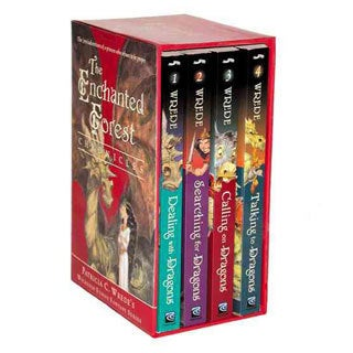The Enchanted Forest Chronicles: Dealing Withdragons/Searching for Dragons/Calling on Dragons/Talking to Dargons (Paperback)