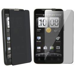 INSTEN Privacy Screen Filter for HTC EVO 4G