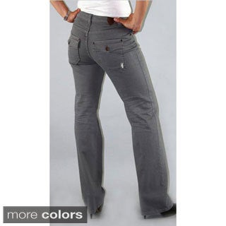 Institute Liberal Women's Stretch Twill Bootcut Pants