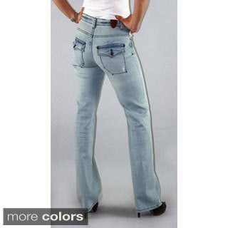 Institute Liberal Women's Bootcut Jeans