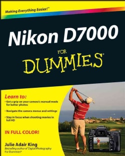 Nikon D7000 for Dummies (Paperback)