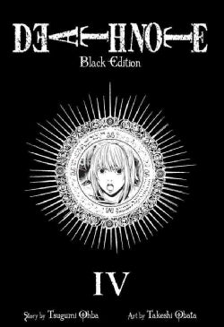 Death Note 4: Black Edition (Paperback)