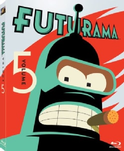 Futurama: Vol. 5 (Blu-ray Disc)