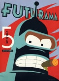 Futurama: Vol. 5 (DVD)