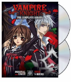 Vampire Knight: The Complete Series (DVD)