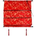 24-inch Shang Hai Tan Blinds - Red (China)